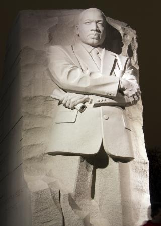 Martin Luther King Monument à Washington DC Banque d'images - 14409675