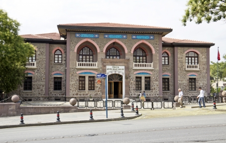 Old Parliament building of Turkey, Ankara, Capital city