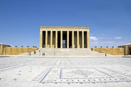 mustafa: Ankara, Turkey - Mausoleum of Ataturk, Mustafa Kemal Ataturk, first president of the Republic of Turkey