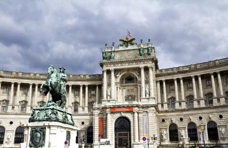 hofburg: Hofburg � Vienne, Autriche �ditoriale
