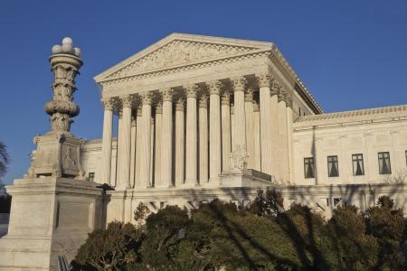 Supreme Court in Washington, DC, United States of America  photo