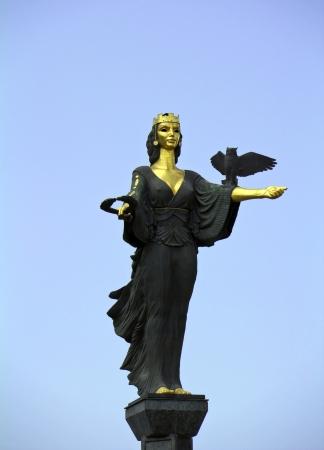 Monument of St  Sofia in Sofia  Bulgaria   Stock Photo