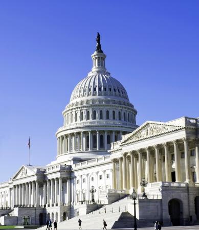 Washington DC, Capitol , USA Banque d'images