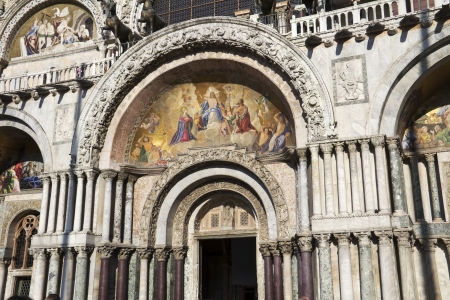 st  mark s: Basilica di San Marco s, Venezia, Italia Archivio Fotografico