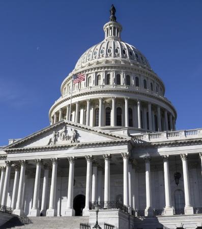 Washington DC, Le Capitole - Etats-Unis Banque d'images - 19288570