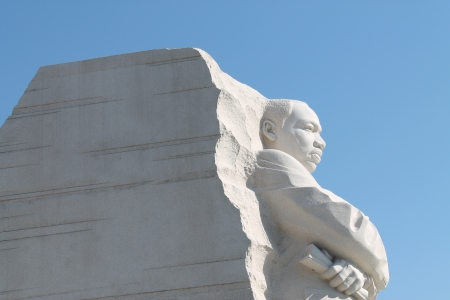 Martin Luther King Jr  Monument in Washington DC