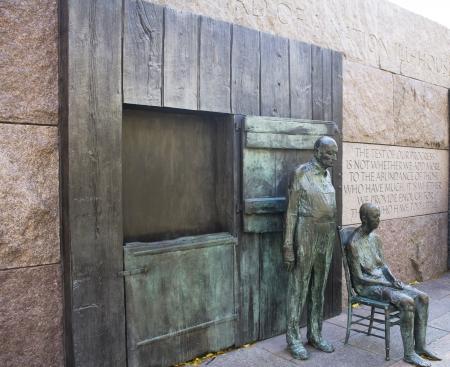 delano: Franklin Delano Roosevelt Memorial