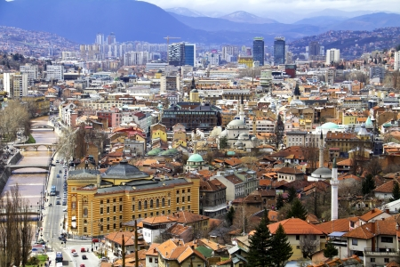 Sarajevo, Bosnia and Herzegovina  Stock Photo - 20161285