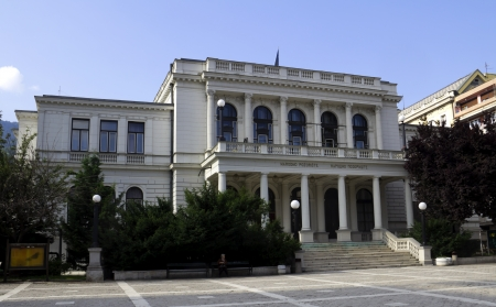 saraybosna: National Theatre , Sarajevo, Bosnia and Herzegovina