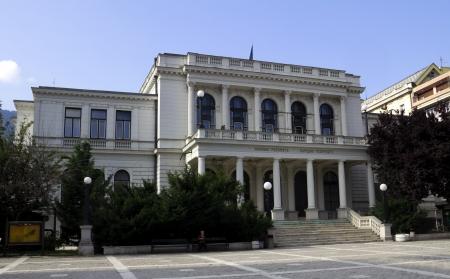 saraybosna: National Theatre , Sarajevo, Bosnia and Herzegovina