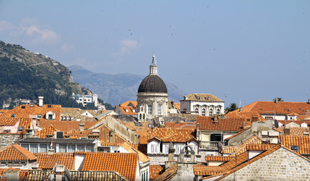 Dubrovnik , old town, Croatia photo