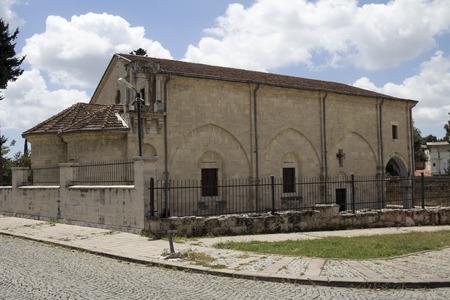 tarsus: Chiesa di San Paolo (Tarso Turchia) Archivio Fotografico