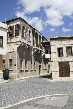 tarsus: Ottoman style houses in Tarsus, Turkey