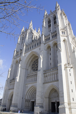 denominational: The National Cathedral in Washington DC