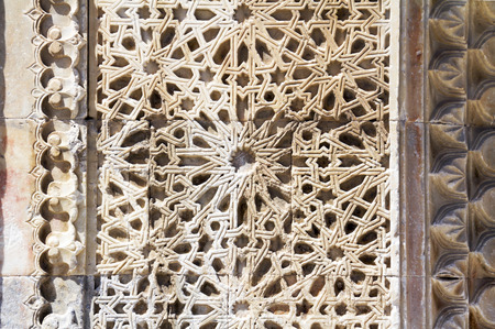 seljuk: texture of Sultanhani caravansary on the Silk Road, Turkey