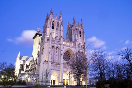National Cathedral, Washington DC Verenigde Staten