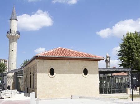 tarsus: historic mosque and museum prophet Daniel, Tarsus, Turkey