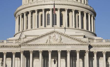 us capitol: US Capitol Building Dome detail, Washington DC