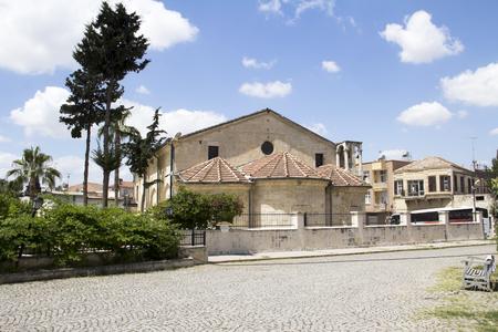 tarsus: Saint Paul church in Tarsus Turkey Stock Photo
