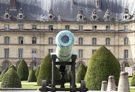 PARIS, FRANCE - State Les Invalides. Paris. France