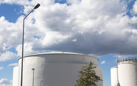 fuel storage: Fuel Storage Tanks