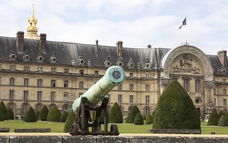 State Les Invalides. Paris. France
