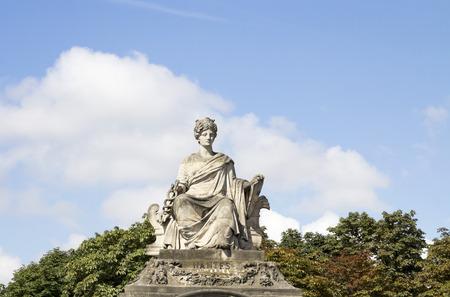 zvýšil: Place de la Concorde in the historical part of the city