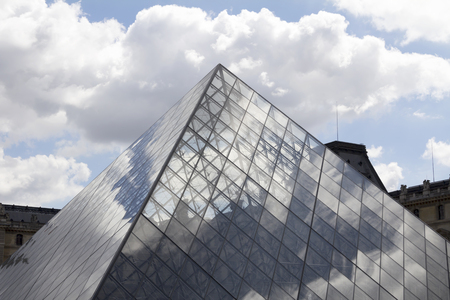 The Louvre Museum is one of the worlds largest to museums and the most popular tourist destinations in France