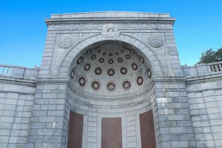 Arlington National Cemetery, Memorial at the Entrance, Virginia