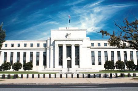 Edificio della Federal Reserve, Washington DC, USA