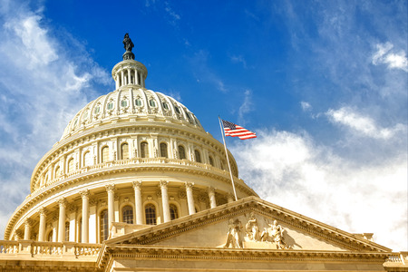 Washington DC - US-Kapitol