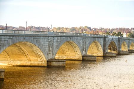 Washington DC - Arlington Memorial Bridge