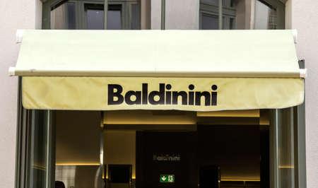 Ingolstad, Germany : Baldinini store Baldinini is an Italian shoe company based in San Mauro Pascoli, in Romagna, founded by the Baldini family Sajtókép