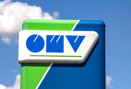 Nurnberg, Germany : OMV petrol filling station. OMV was founded in 1956 and is the Austria's largest oil industry company