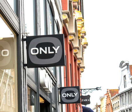 Bruges, Belgium : ONLY is an international fashion brand for young women