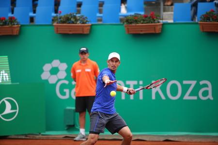 atp: Garanti Koza 2015 ATP
