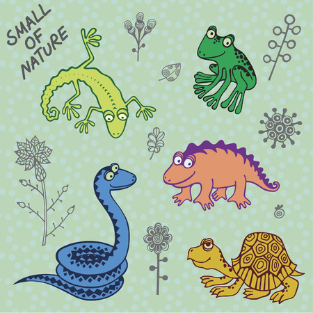 Small-of-nature Vector