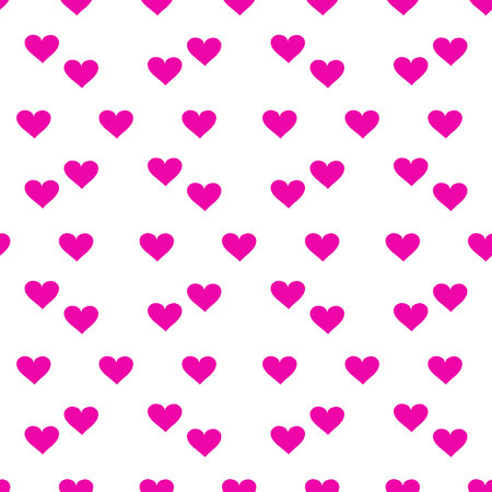 Heart background. Seamless vector pattern eps 10