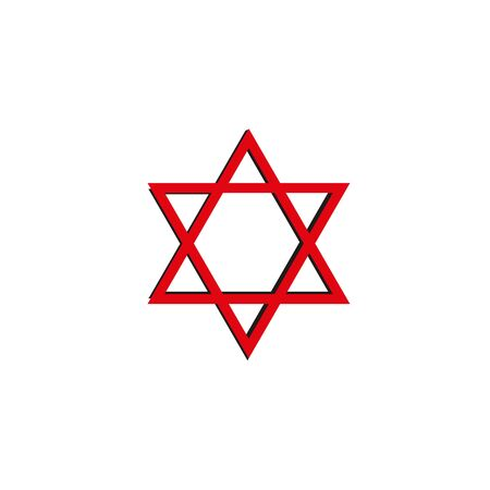 Star of David. Icom