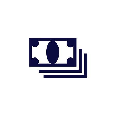 Vector money Icon Illusztráció