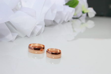 wedding Rings Stock Photo - 14352370