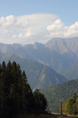 venues: Mountain View in Sochi, Russia. Olympic Venues