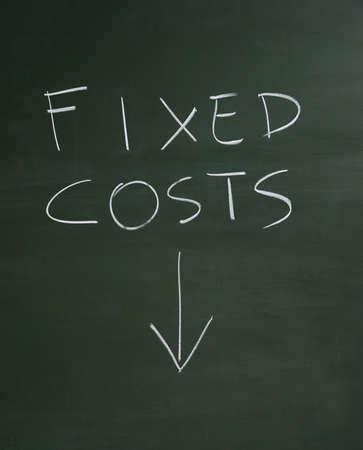 fixed: Costos fijos de Down