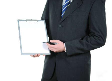Business presentation photo
