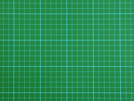 tileable background: Green striped squared seamless tileable background surface. Stock Photo