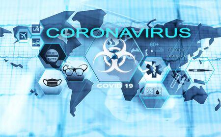 Coronavirus global pandemic and associated concepts