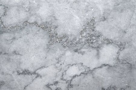 abstract marble background with waves of grey, the texture of the marble is scratched Imagens - 127096252