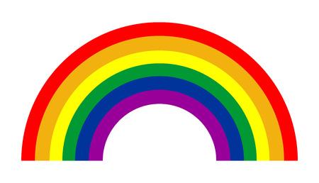rainbow: Rainbow vector.