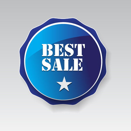 sewn: sale label