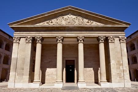 almshouse: La Vieille Charite, Marseille, France Stock Photo